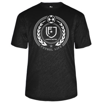 Futbol Life - Youth EMBOSSED TEE Thumbnail