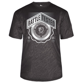 Battle Tested  - Youth EMBOSSED TEE Thumbnail
