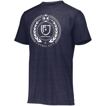 Club Life - Youth Tri-Blend T-Shirt Thumbnail